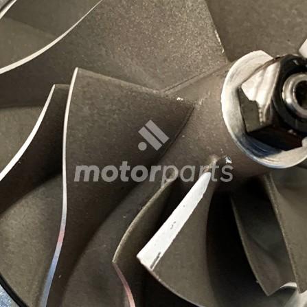 Chra o cartucho de un turbocompresor Nissan Patrol, Nissan Patrol 3.0DI 116KW 1999 Garrett, GT2052V