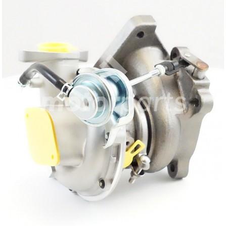 Turbo compresor, sobrealimentación para Mercedes-Benz SK