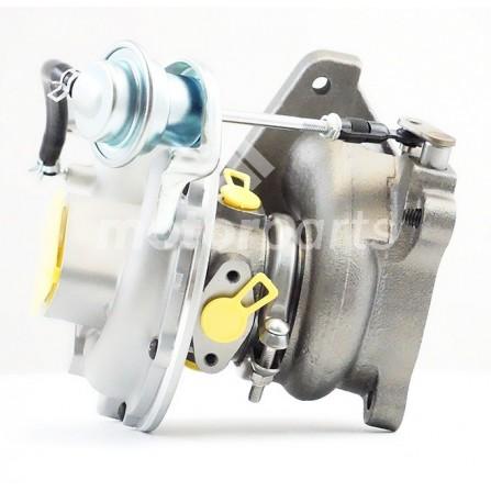 Turbo compresor, sobrealimentación para Renault Clio III Grandtour