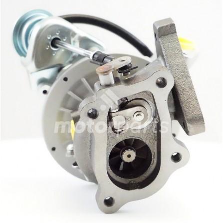 Turbo compresor, sobrealimentación para Opel Agila A