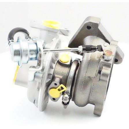 Turbo compresor, sobrealimentación para veh¡culos Citroen C1