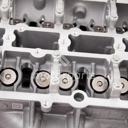 Culata Desnuda con Precamara Alfa Romeo 155. Calentador Recto. CC 2.5 TD