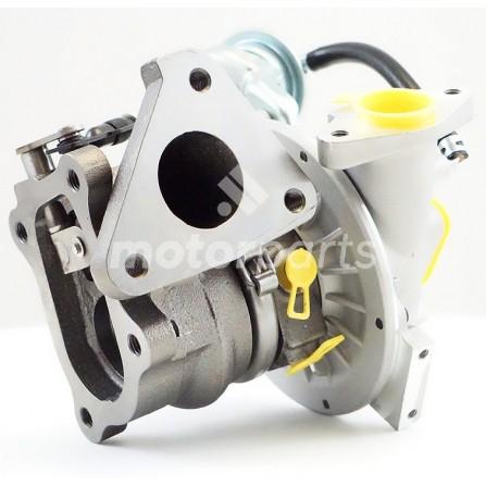 Turbo compresor, sobrealimentación para MAN TGA
