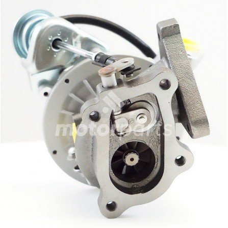 Turbo compresor, sobrealimentación para Fiat 500 C Cabrio