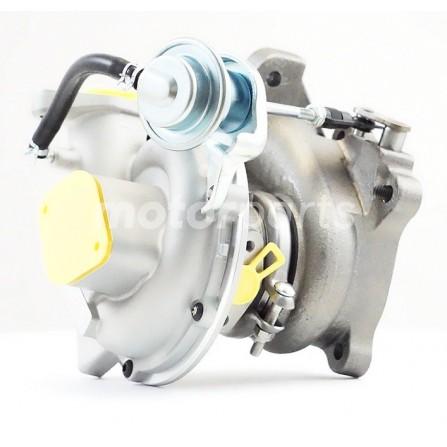 Turbo compresor, sobrealimentación para Renault Clio II Hatchback