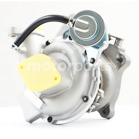 Turbo compresor, sobrealimentación para Renault Clio III Grandtour 1.5