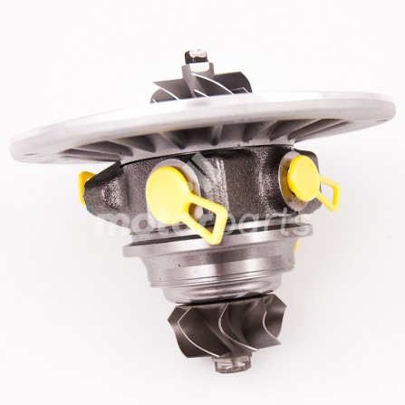 Chra o cartucho del turbocompresor VOLKSWAGEN, VW TOUAREG V10 R50 4921ccm 258KW 2007-2009 Garrett, GT1852VK